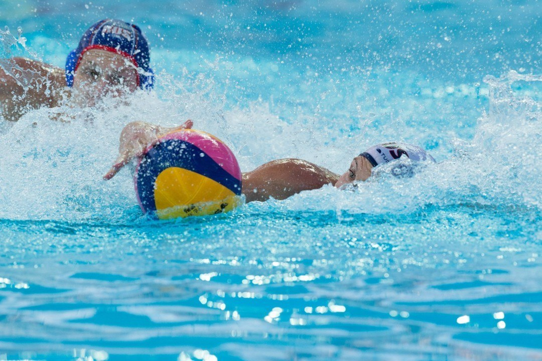 Women's Youth Water Polo Championships Take Place In Auckland