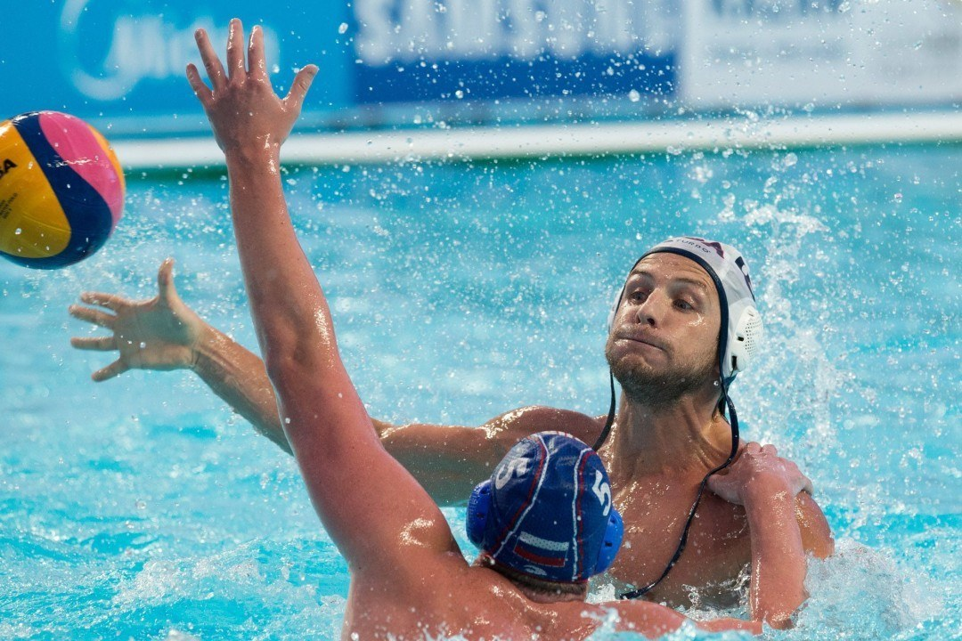 Water Polo: Team USA Men Falls to Hungary 13-9