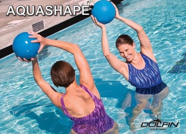 Aquashape Scoop  (courtesy of Dolfin & Mike Medby)