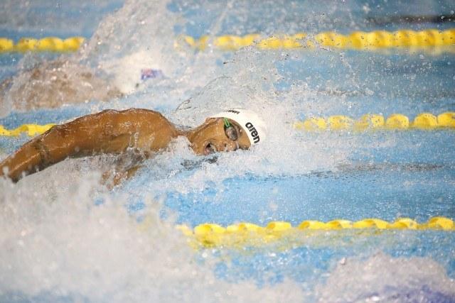 Matheus Santana - Day 1 prelims Toronto 2015 Pan Am Games