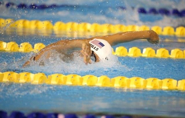Katie Mils - Day 1 prelims Toronto 2015 Pan Am Games