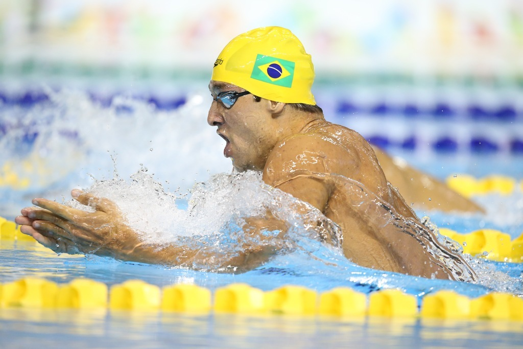 Brazil Will Send Largest Olympic Team Ever After 4 Qualify On Day 4 of Maria Lenk