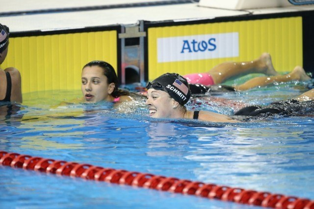 Toronto 2015 Pan American Games -  Allison Schmitt 200 free win
