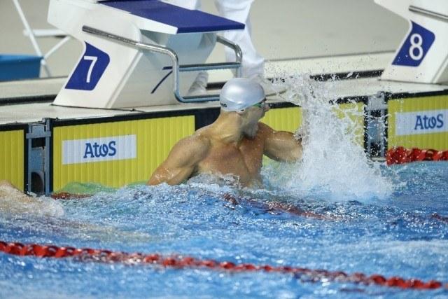 Toronto 2015 Pan American Games - Joao De Lucca 200 free win