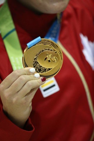 Toronto 2015 Pan American Games -  gold medal