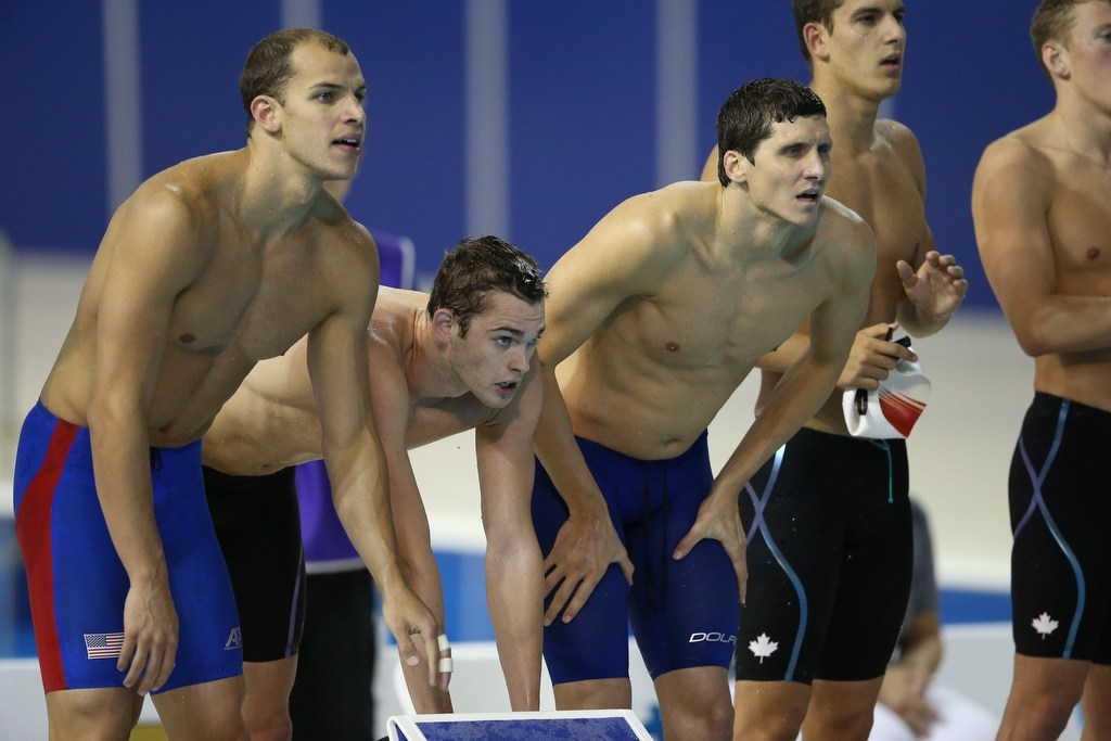 USA 800 Free Relay DQ Overturned on Protest