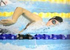 Courtney Harnish swims the 800m freestyle for team USA - Toronto 2015