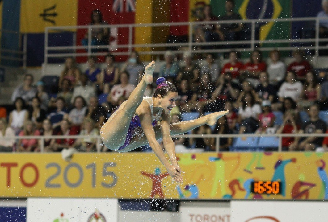 Photo Vault: Toronto 2015 Pan Am Games Part One – Water Polo And Synchro
