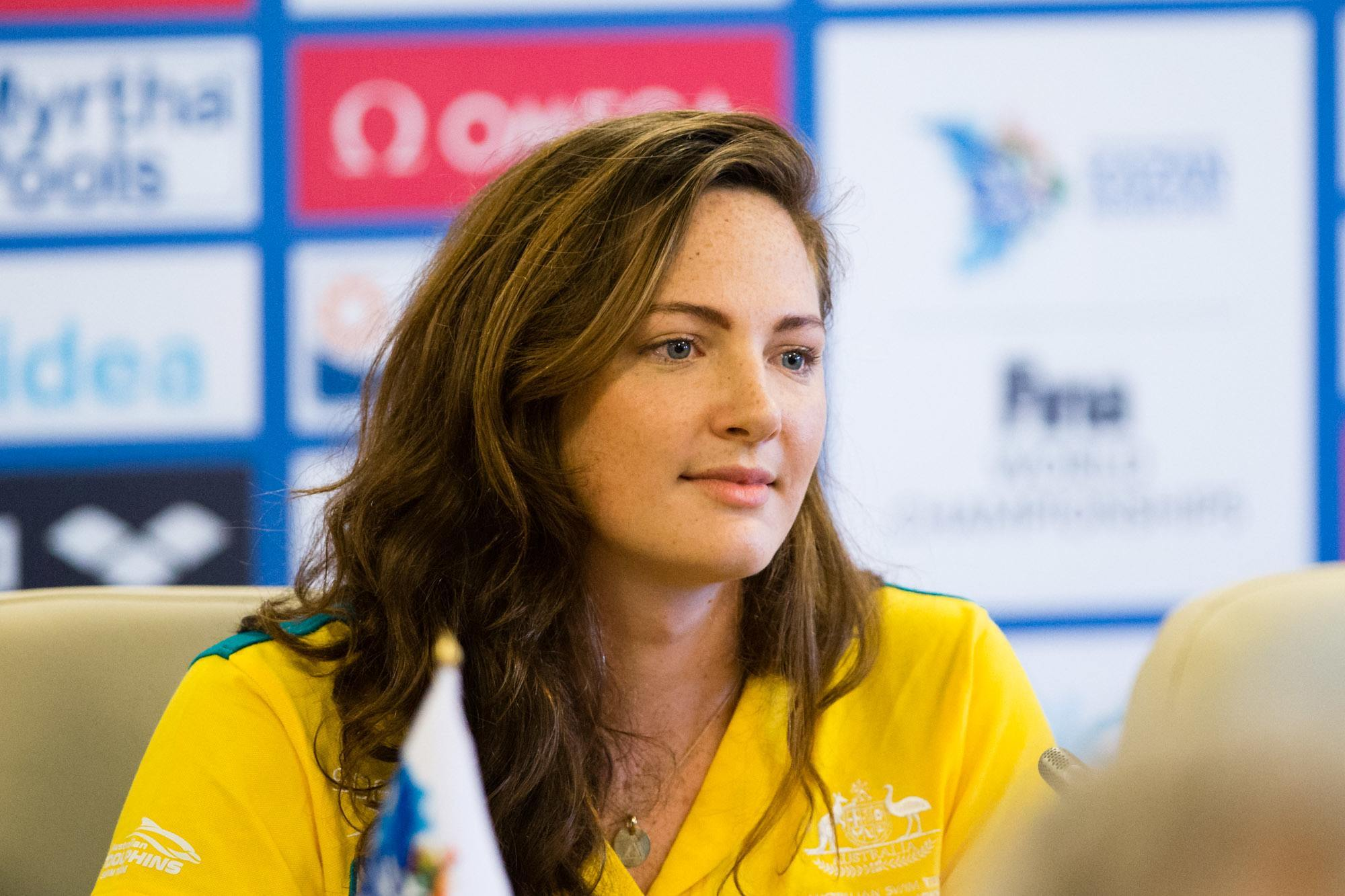 Cate Campbell Contro I