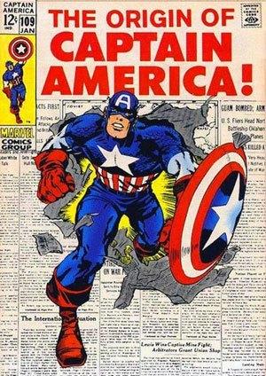 Captain America (courtesy of wikipedia)