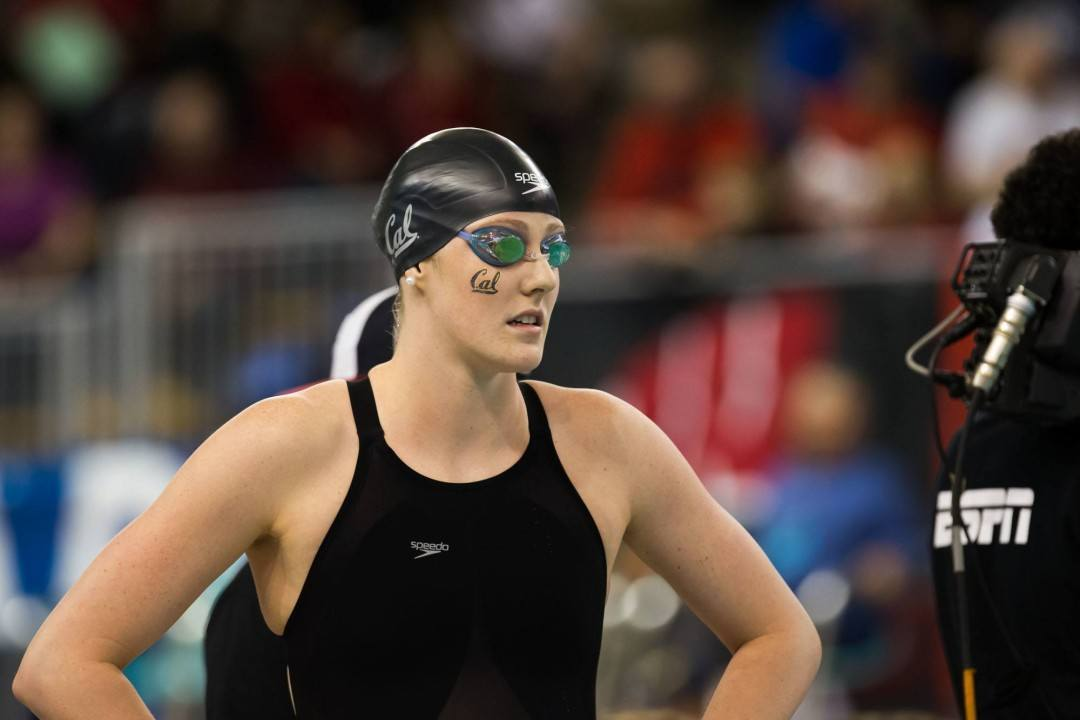 Missy Franklin Wins ESPY For Female College Athlete of the Year