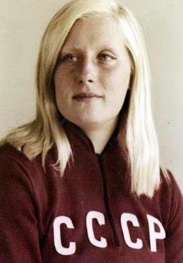 Galina Prozumenschikova Russian Olympian Dies