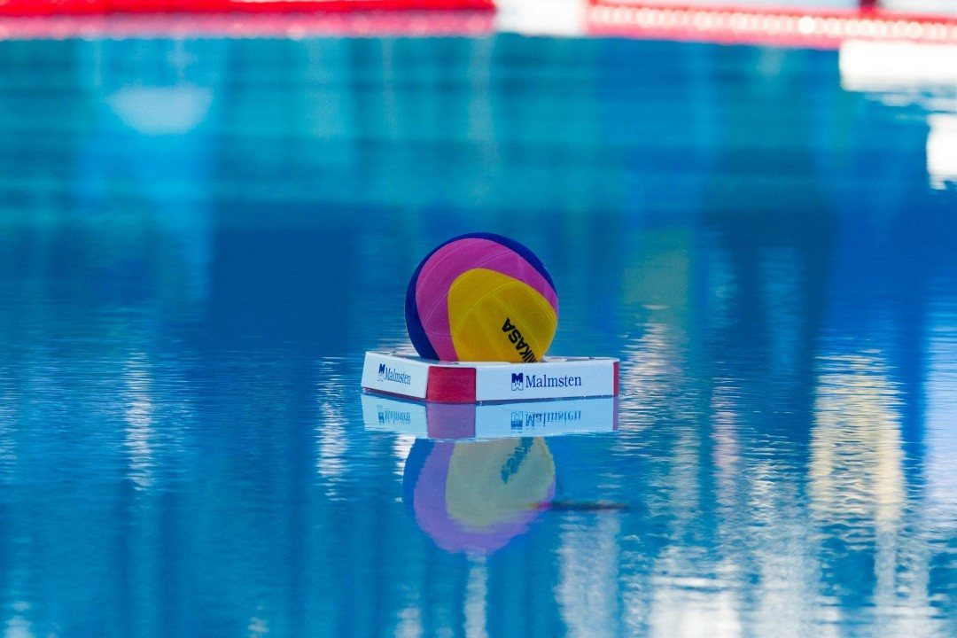 Flamengo Wins Water Polo Olympic Test Event