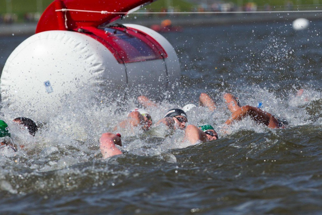 Second Leg of FINA Open Water Grand Prix Cancelled
