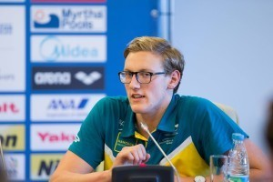 Parasitic Bug Explains Mack Horton's Lackluster Swims In Kazan