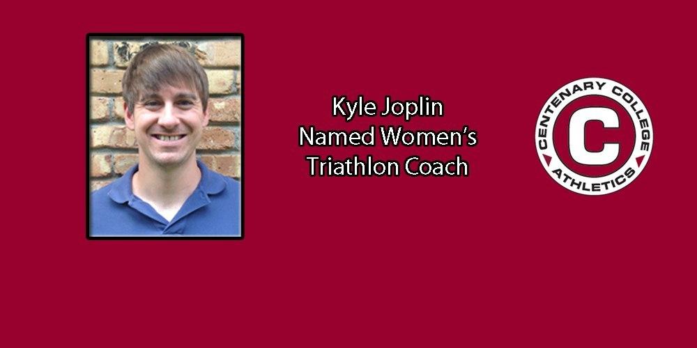 Kyle Joplin Named Centenary's Inaugural Women's Triathlon Coach