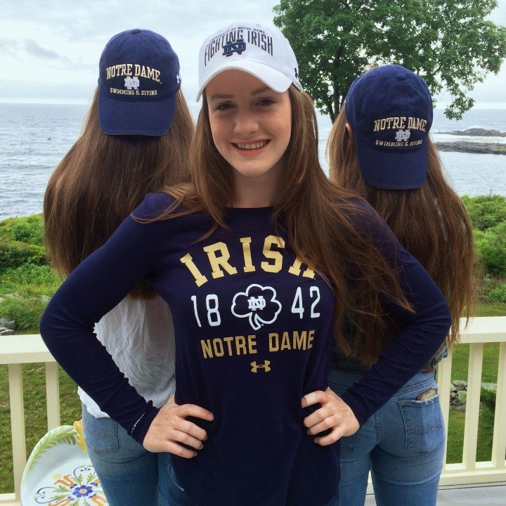 New York state record-holder Katie Smith verbally commits to Notre Dame