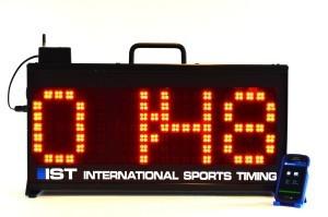 SMARTCLOCK large, International-Sports-Timing, IST