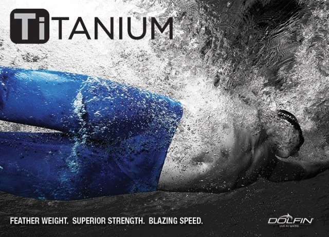 Titanium (courtesy of Dolfin & Mike Medby)