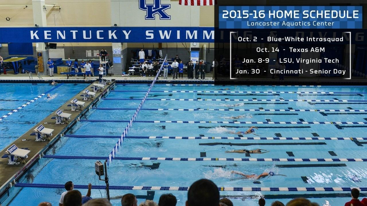 Kentucky Wildcats Release 2015-16 Schedule; Will Duel with 3 Top 10 Teams