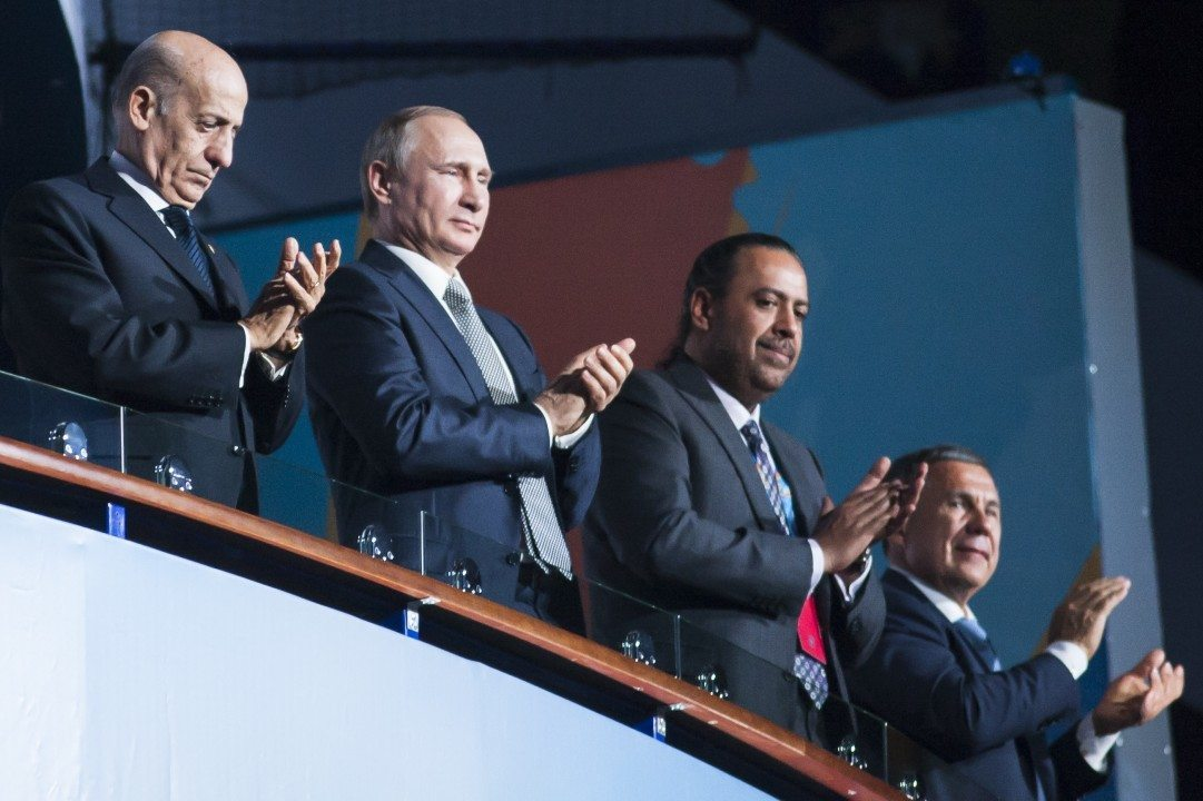 Vladimir Putin Says Meldonium Not a Performance-Enhancer