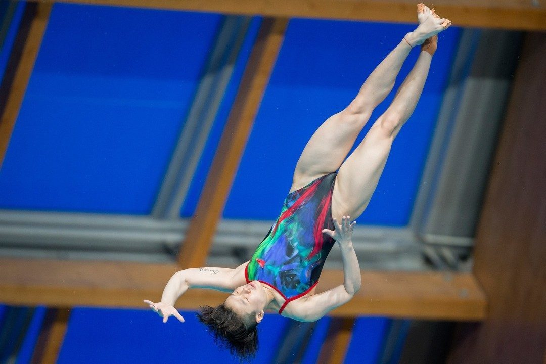 Chinese Continue To Roll, Add 2 More Diving Golds On Day 4