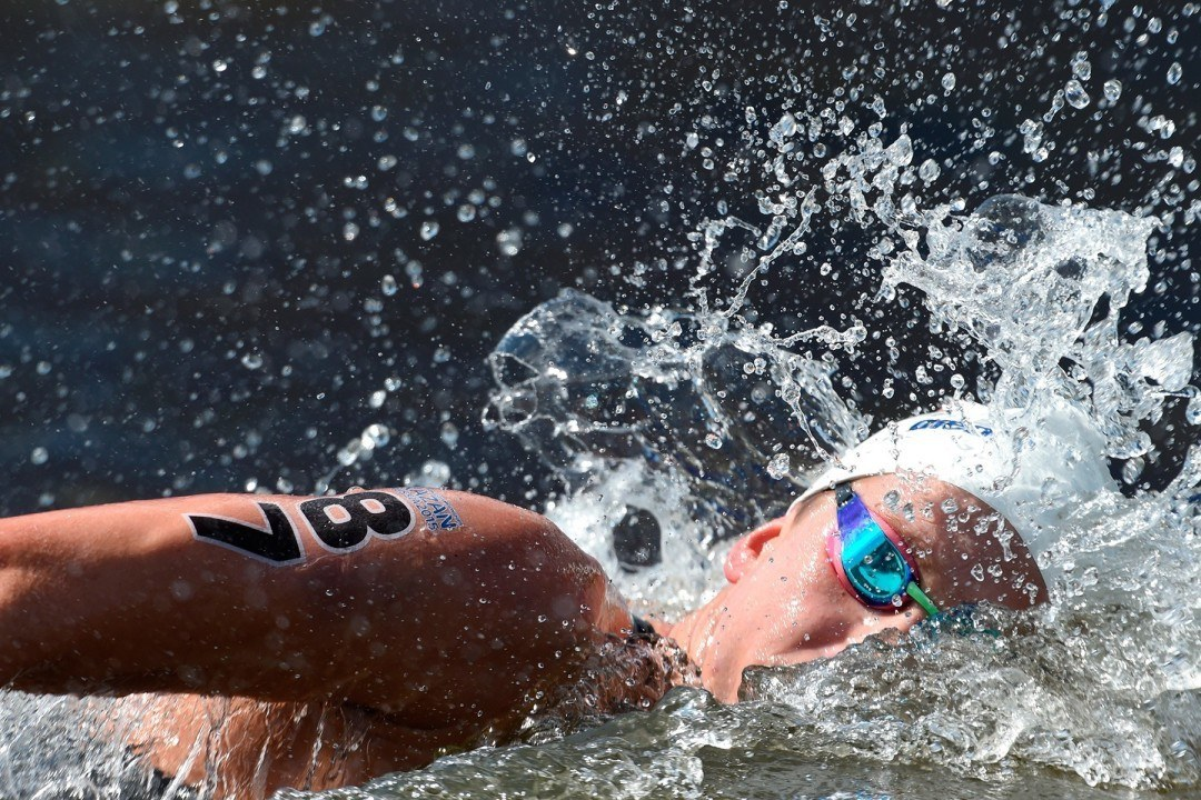 Jordan Wilimovsky Out Of World Trials, Will Focus On Open Water