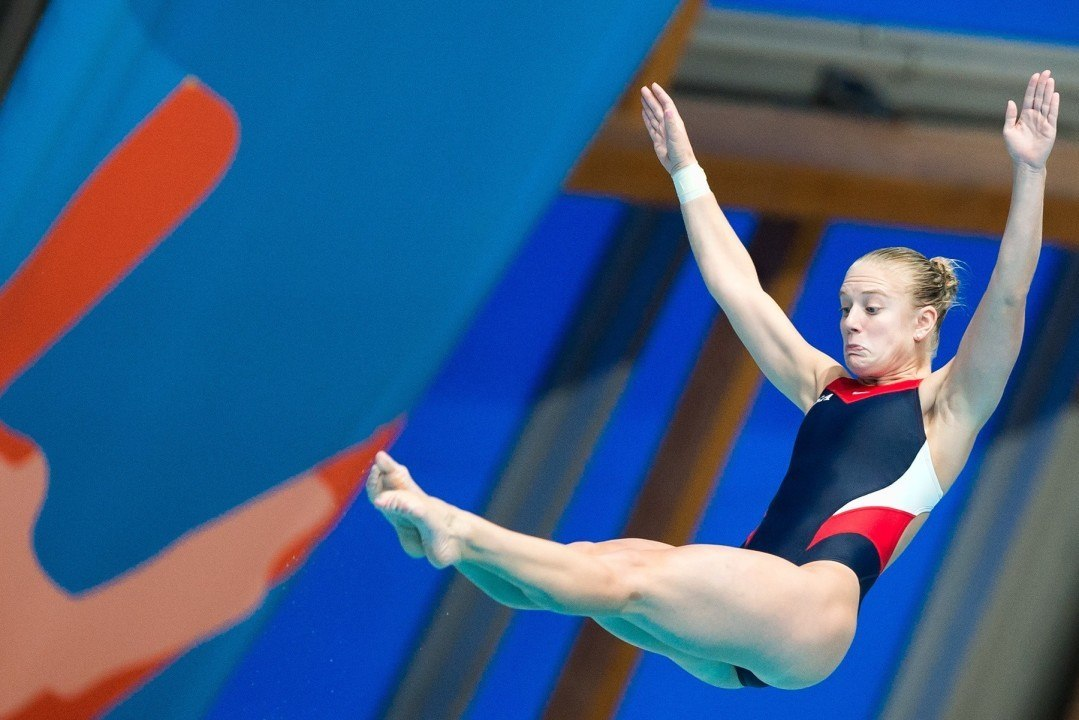 Called Up From Reserve Role, Pickens Secures Olympic Diving Quota Spot For USA