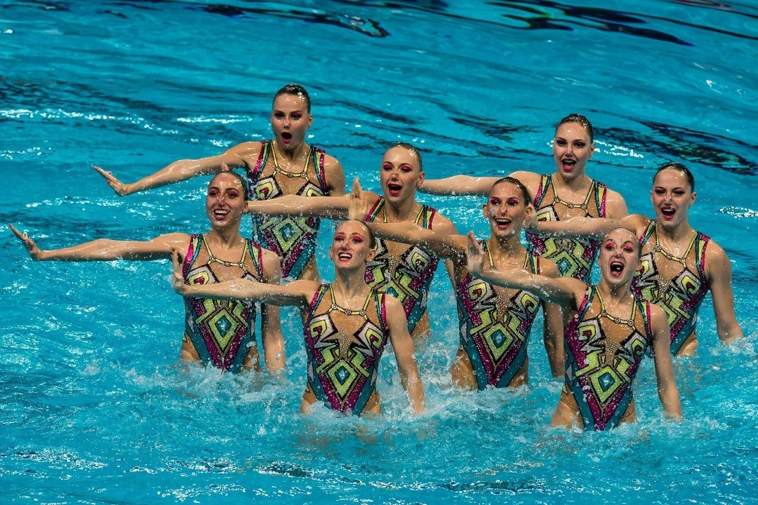3 Teams, 24 Duets Secure Olympic Spots At FINA Synchro Qualifier