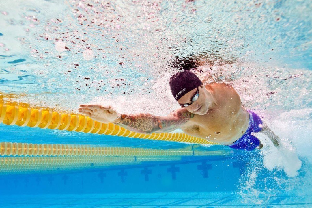 FINIS Set Of The Week: Saturday Burner