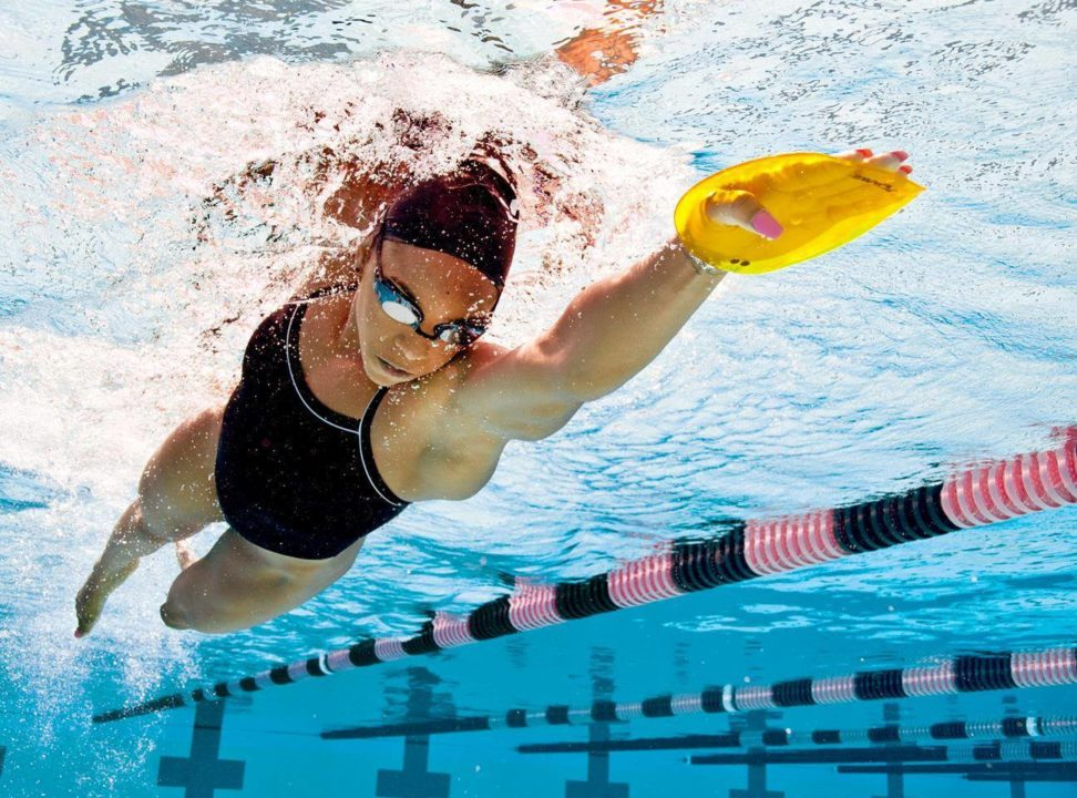 FINIS Set of the Week: A Paddle Kind of Fun