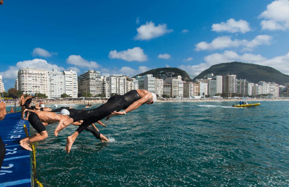 La FINA Identifica Riesgo Potencial a la Salud en las Aguas de Rio