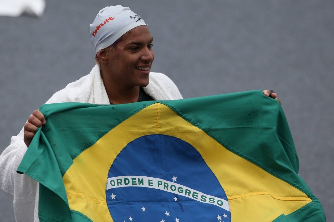 Brazil's Ana Marcela Cunha Undergoes Successful Surgery