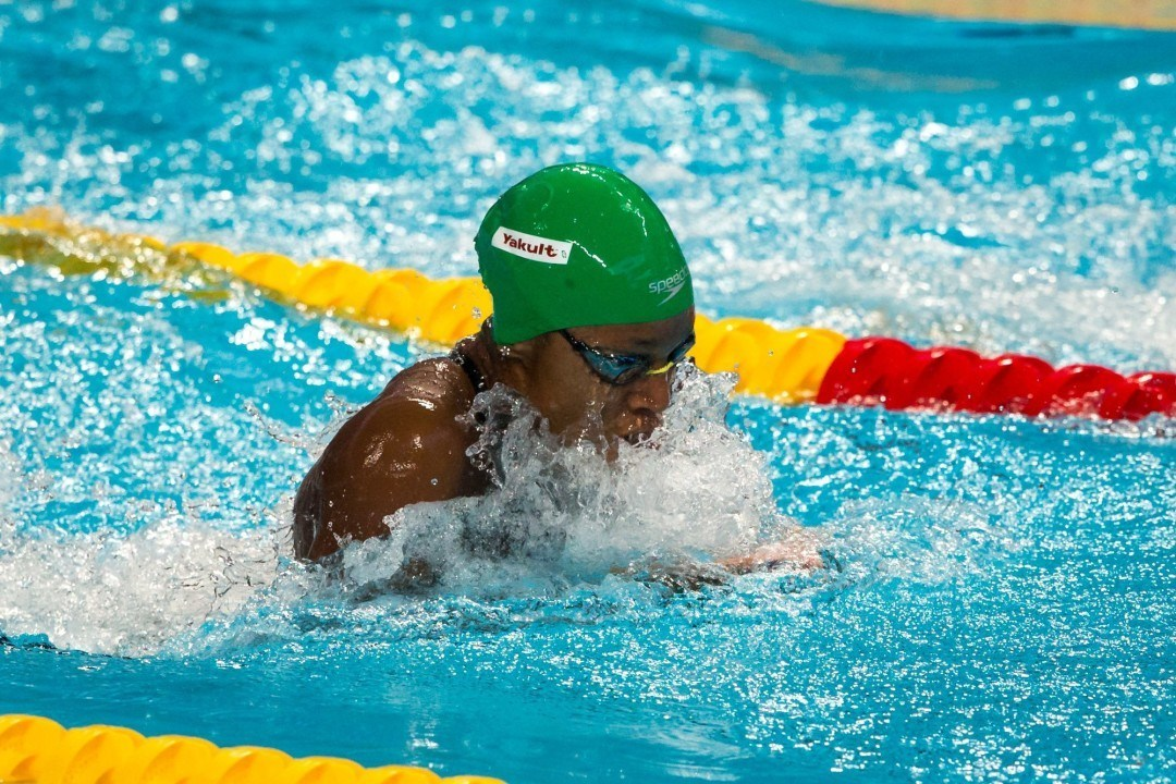 Alia Atkinson Wins 2 on Day 2 of Plantation Sectionals