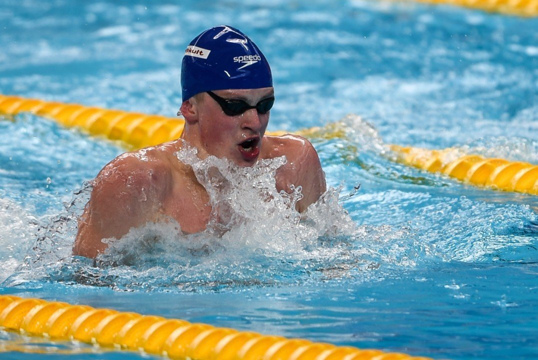 2015 European Short Course Championships: All The Links You Need