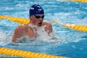 Adam Peaty mit Weltjahresbestzeit über 100 m Brust in Edinburgh