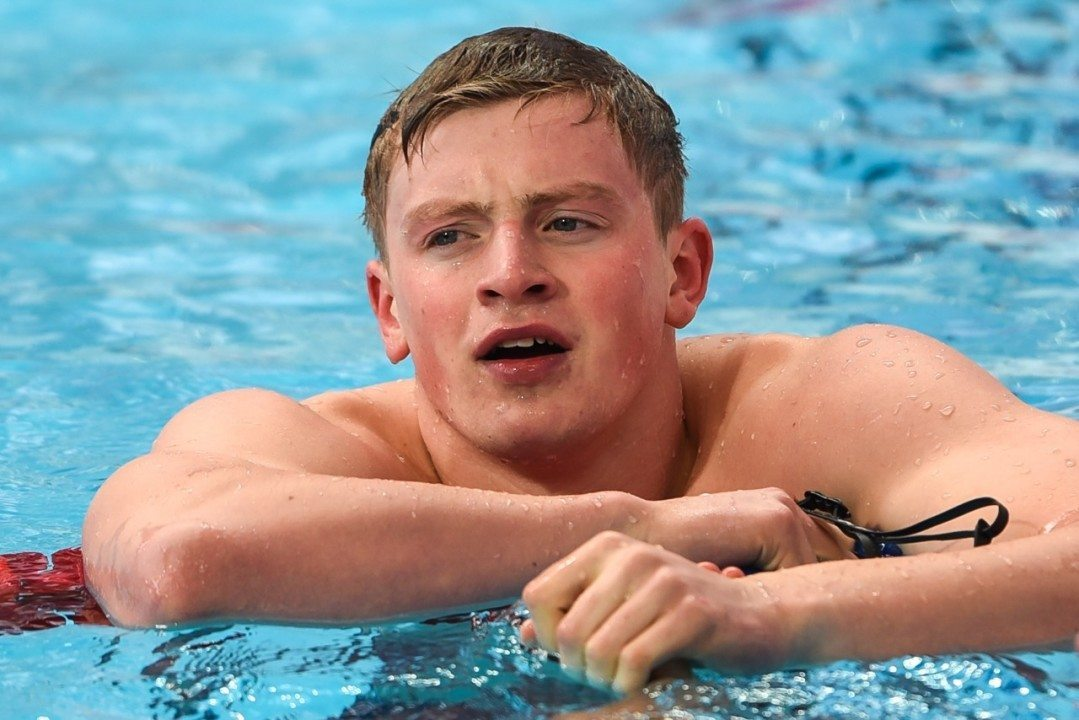 Britain Wins CAS Appeal To Ratify Since-Broken WRs Swam In 2014