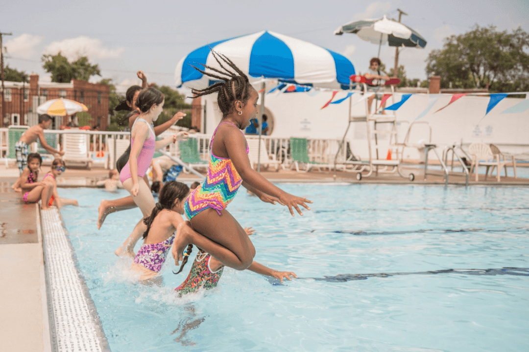 Alexandria Aquatics Fundraising  for New 50 Meter Pool