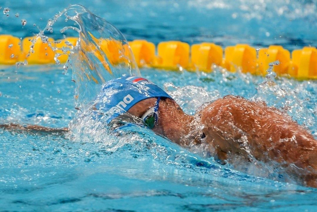 Russian Olympian Arina Openysheva Joins Louisville Women