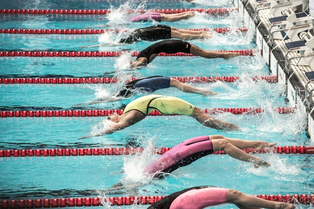Military Games: Finali Day 1 Bronzo Giulia Ramatelli Nei 200 Dorso