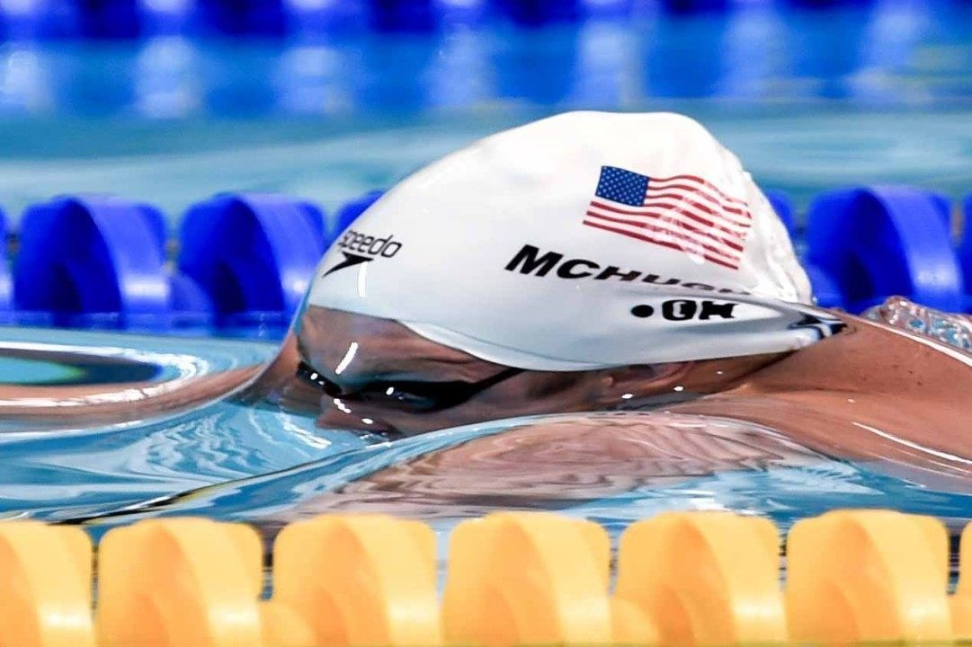 American Brendan McHugh Delays Law Career to Chase Olympic Dream