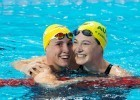 Invincible Aussie Women Look to Stay On Top of 400 Free Relay in Rio