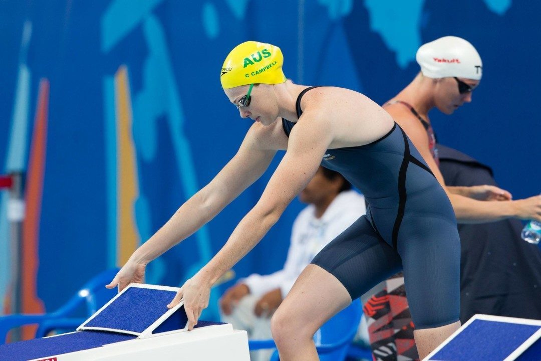 2016 Japan Open: Cate Campbell, Hagino Impress At Day 2 Finals