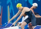 Cate Campbell (AUS)'s 24.40 topped the field in women's 50m freestyle semi-finals  at 2015 FINA World Championships (courtesy of Tim Binning, theswimpictures.com)