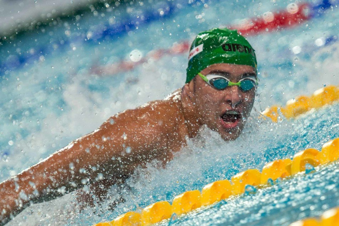 Le Clos Clinches World's #1 100 Fly Time, Tandy Rocks Another Sub-22