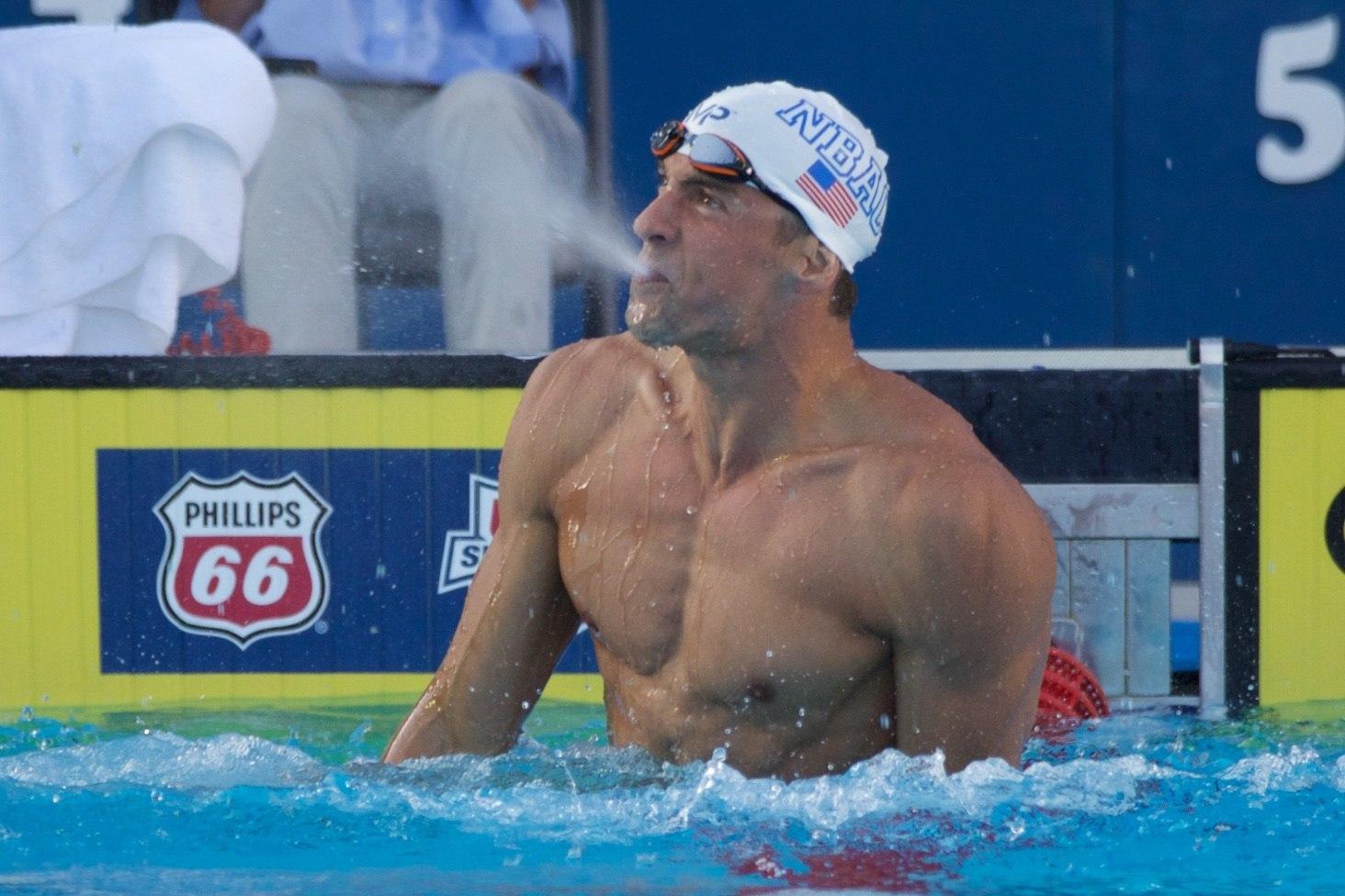1d83ebf6cdc Michael Phelps Bio - SwimSwam