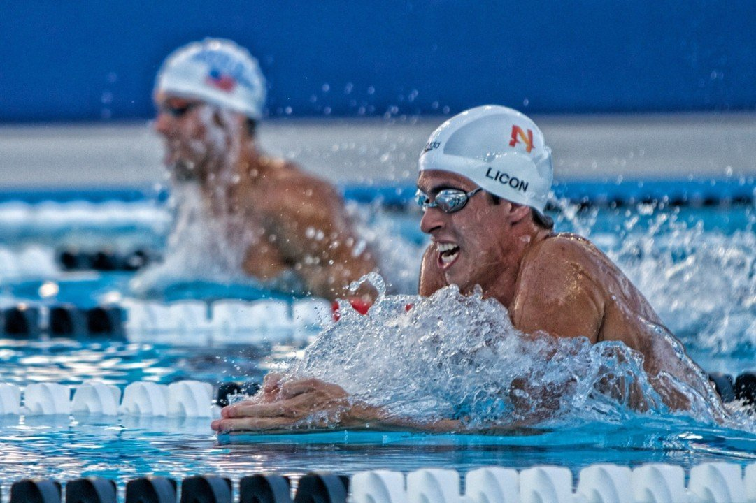 NCAA Runner-Up Will Licon Not Swimming 400 IM At US Trials