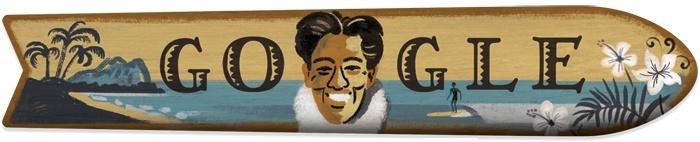 Duke Kahanamoku, Father of Surfing (Courtesy: Google)