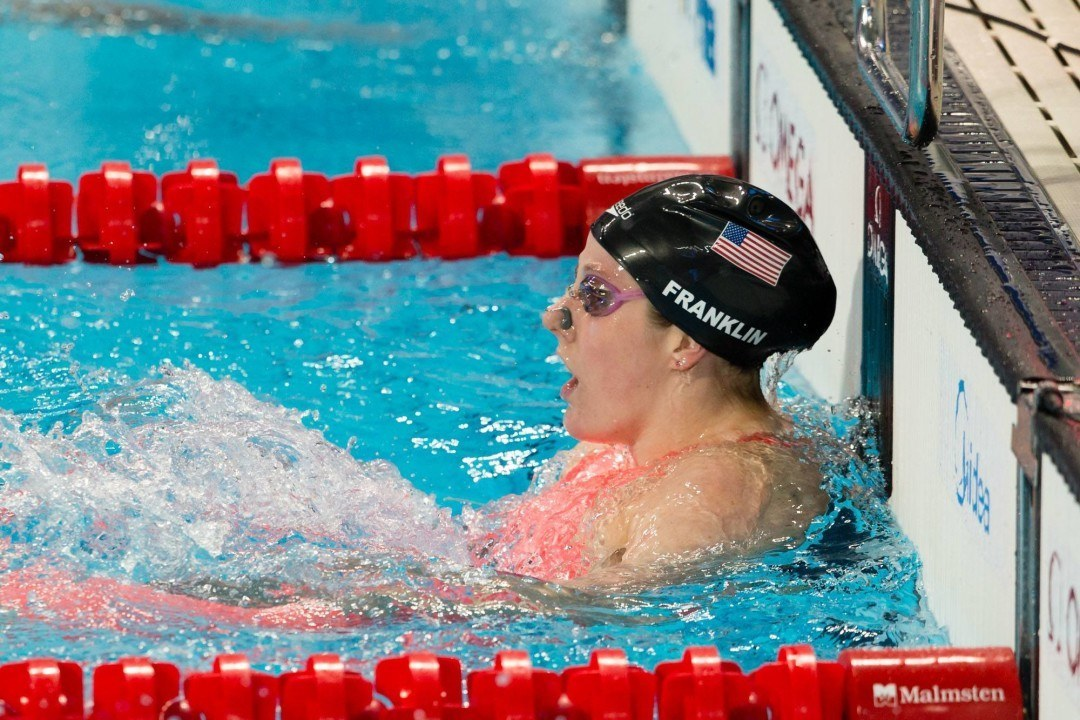 Missy Franklin And Emily Seebohm To Face Off In Hong Kong