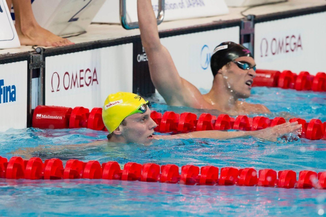 Australian National Championships: Day One Finals Live Recap